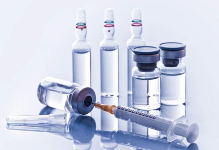 Iniekcje leków